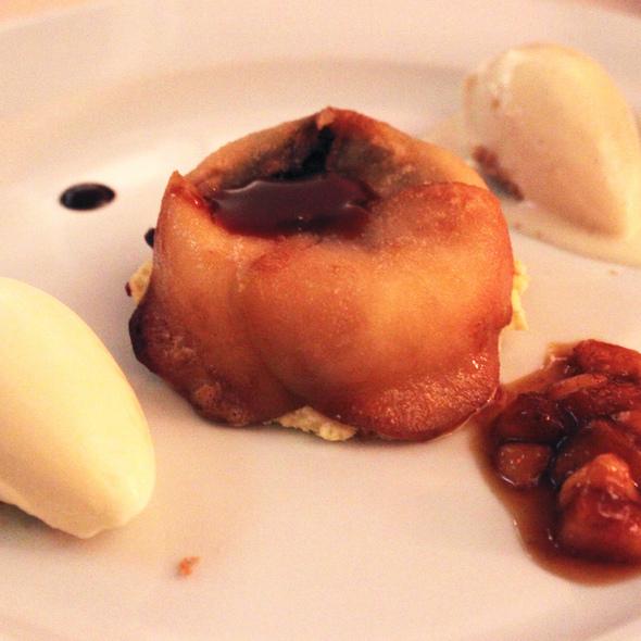 Dessert @ Bouley Restaurant