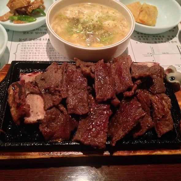 Galbi @ Ilmee Restaurant