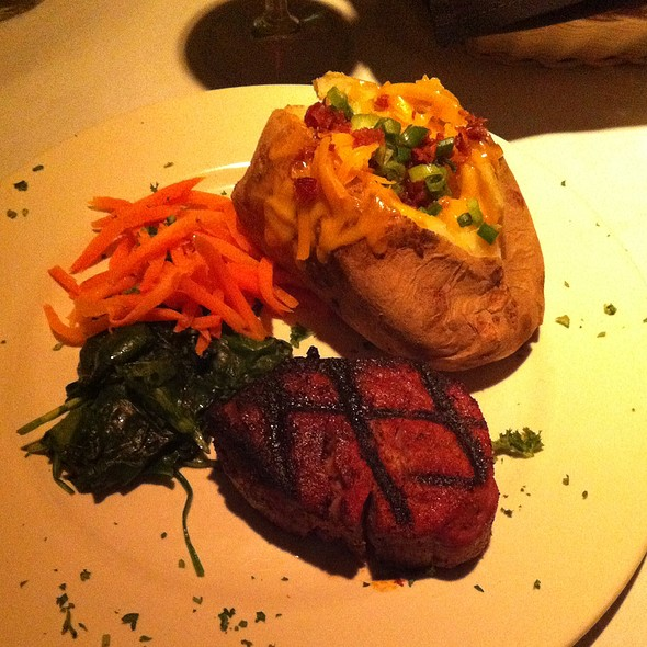 8 oz. Filet Mignon - ALC Steaks (Austin Land & Cattle), Austin, TX