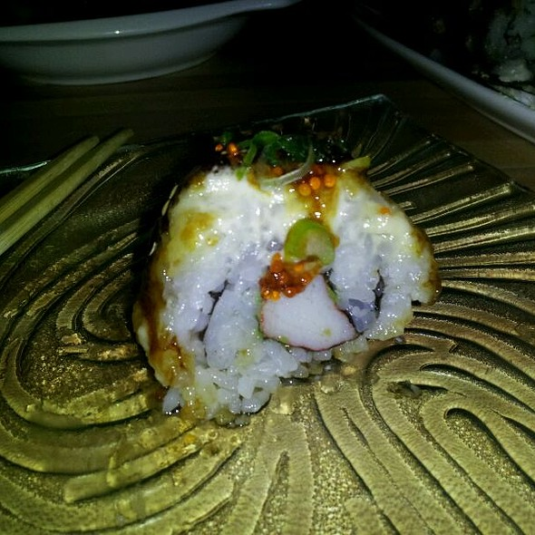 The Lion King Sushi - Sushi Ichimoto, Hayward, CA