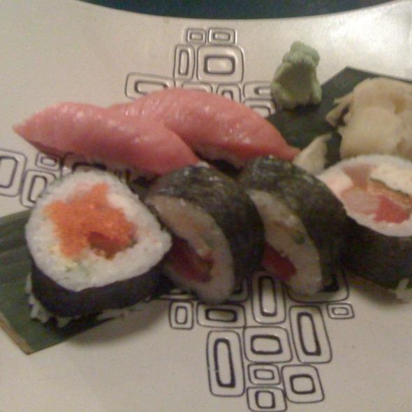 Toro Nigiri @ Miyabi Restaurant