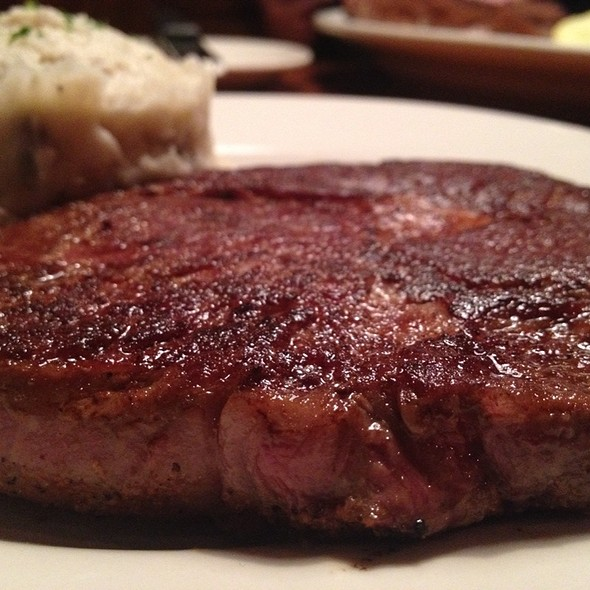 Ribeye Steak @ Outback Steakhouse