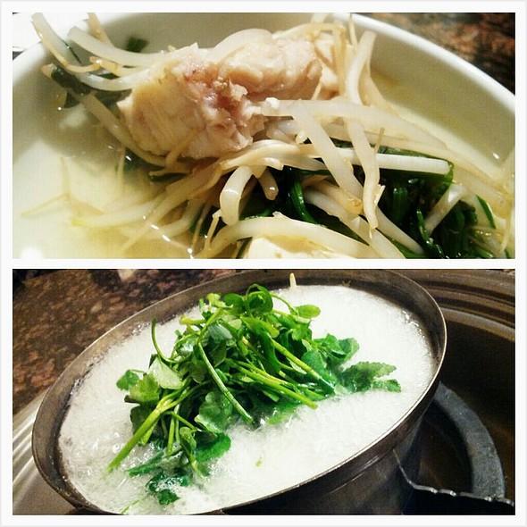 Fish Hot Pot @ Dae Bok Restaurant