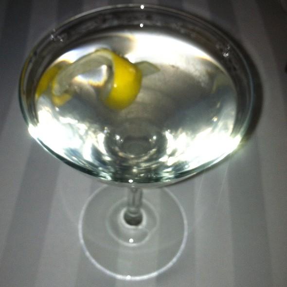 James Bond Martini - Roxy - Eldorado Resort Casino, Reno, NV