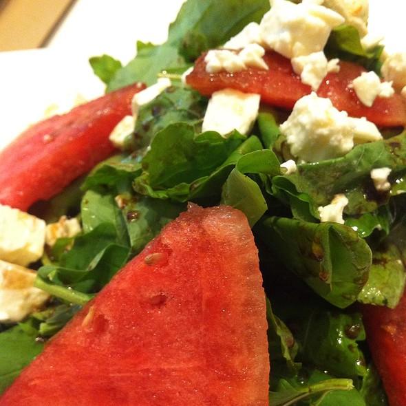 Watermelon Salad @ Aria Cucina Italiana