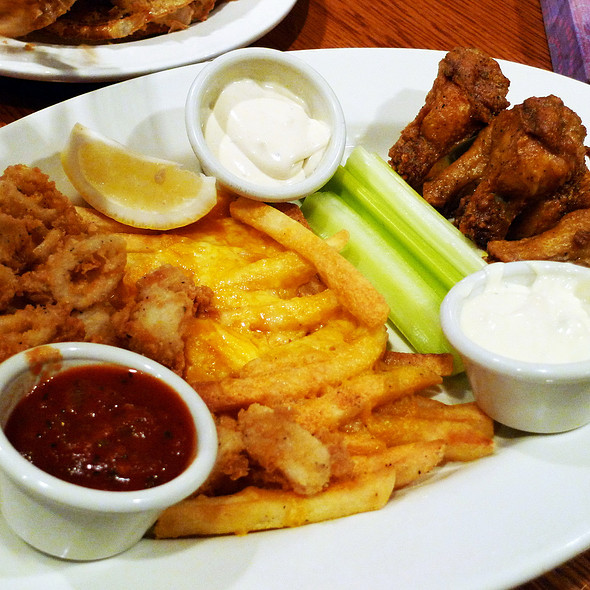 Combination Appetizer @ OUTBACK STEAKHOUSE