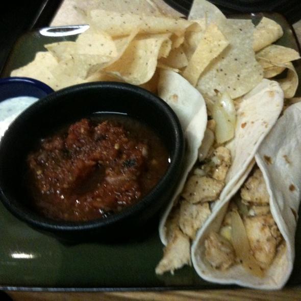 Chicken Tacos @ Rio Mojos