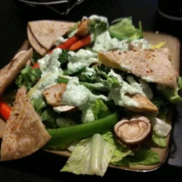 Quesadilla Salad @ Rio Mojos