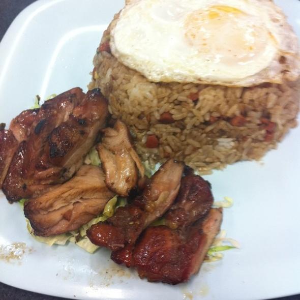 Kim Chee Fried Rice @ Nori's