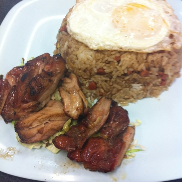 Kim Chee Fried Rice @ Nori's