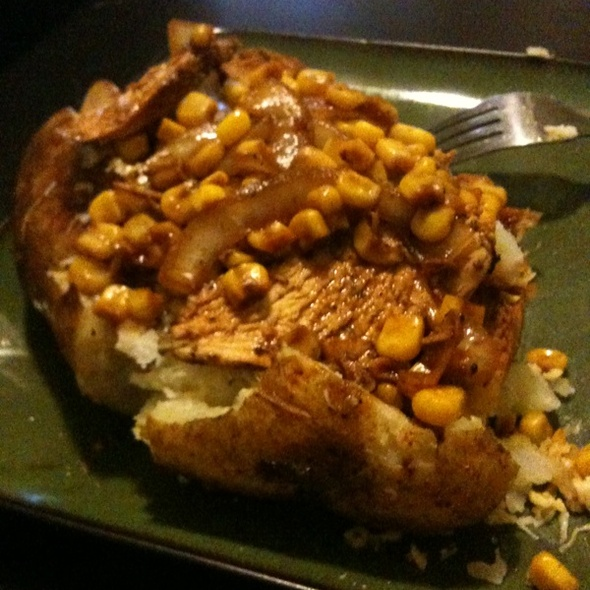 BBQ Baked Potato @ Rio Mojos
