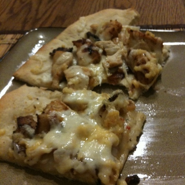 Chicken Fajita Pizza @ Rio Mojos