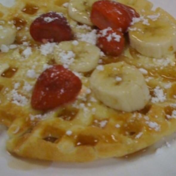 Waffle @ Rio Mojos