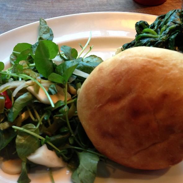 Lamb Burger @ Norman Rose Tavern