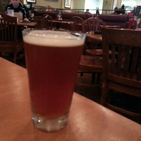 Winged Nut Ale By Urban Chestnut - Champions Indianapolis, Indianapolis, IN