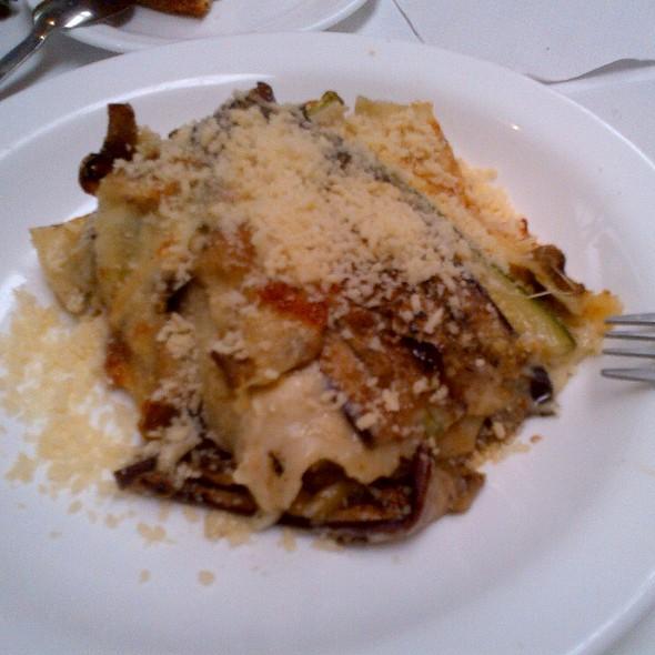 Lasagna De Vegetales @ Franca Coffeecakes