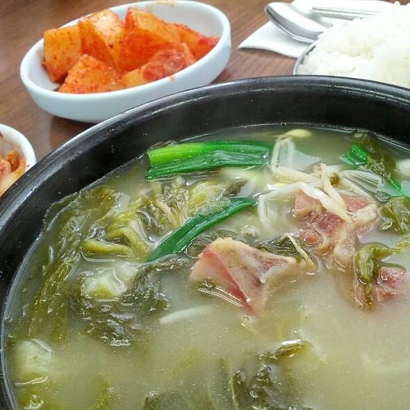 Haejangguk @ E-Moon Oak Restaurant