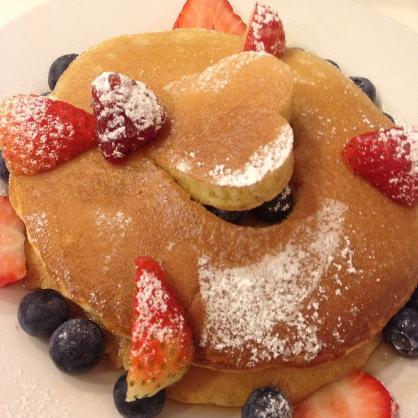 pancakes @ Bakery House
