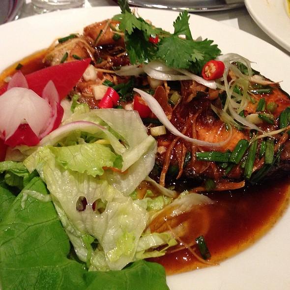 Salmon Vietnamese Style @ Vietthao