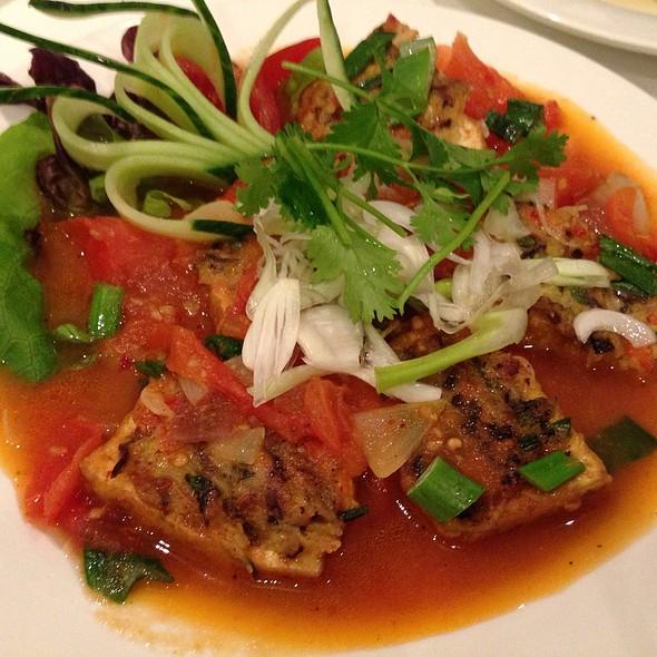 Stuffed Tofu @ Vietthao