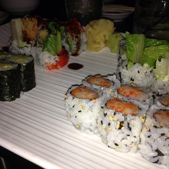 Sushi @ OKKO