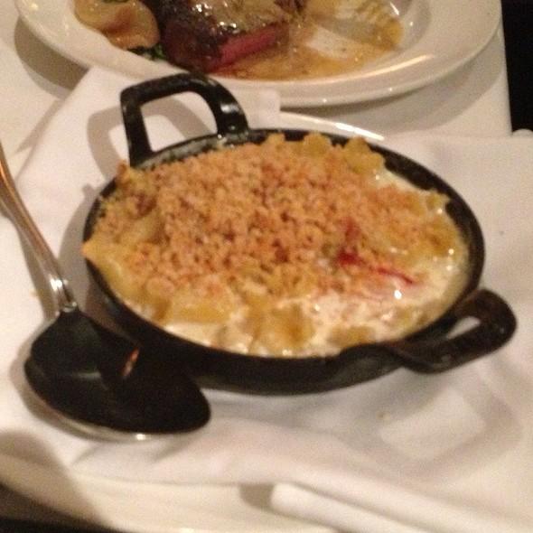 Lobster Mac & Cheese @ The Capital Grille