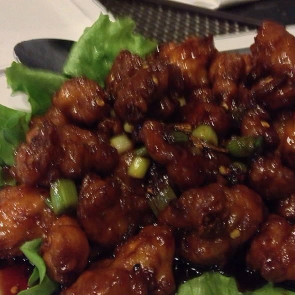 Orange Chicken - Capital Seafood - Irvine Spectrum, Irvine, CA
