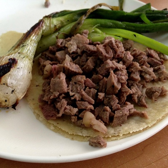 Tacos De Asada @ Tacos Providencia