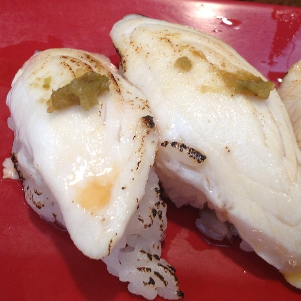 White Tuna @ Sushi Stop