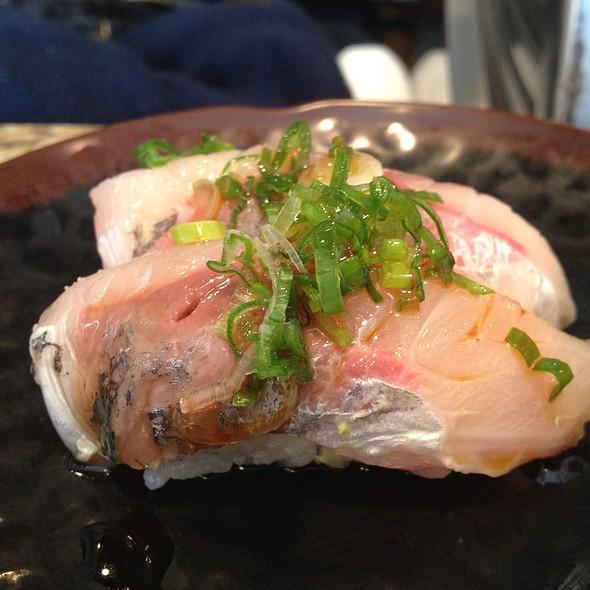 Aji @ Sushi Stop