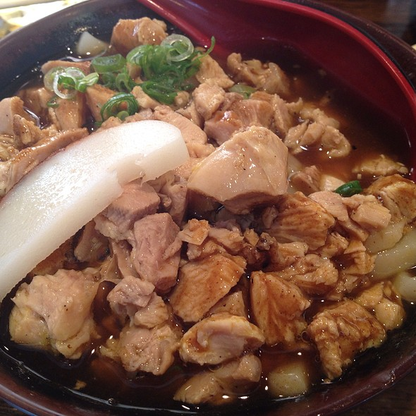 chicken curry udon @ Sushi Stop