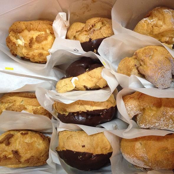 Cream Puff @ Beard Papas Sweets Cafe