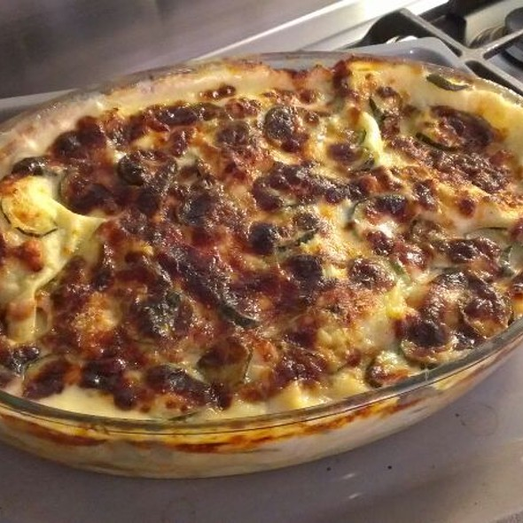 Lasagne @ Marcio's
