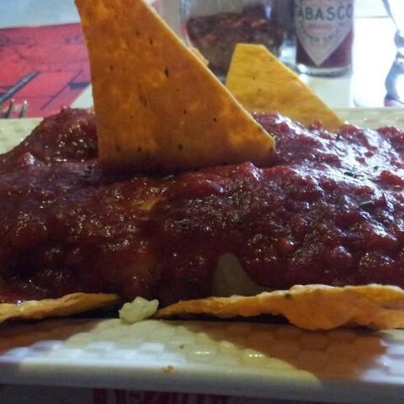 Burritos @ Red Box Cafe