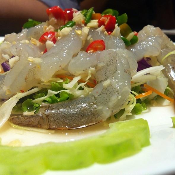 กุ้งแช่นำ้ปลา @ ฮั่วเซ่งฮง @ เซ็ลทรัลพระราม 9
