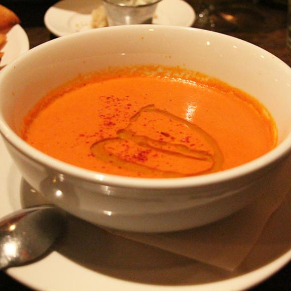Tomato Soup @ Empire Lounge & Restaurant
