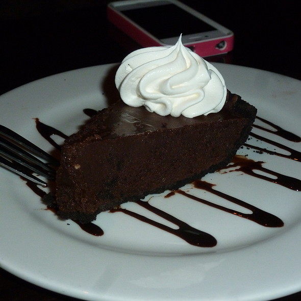 Chocolate Mousse Pie - Catch Twenty Three - Tampa, Tampa, FL