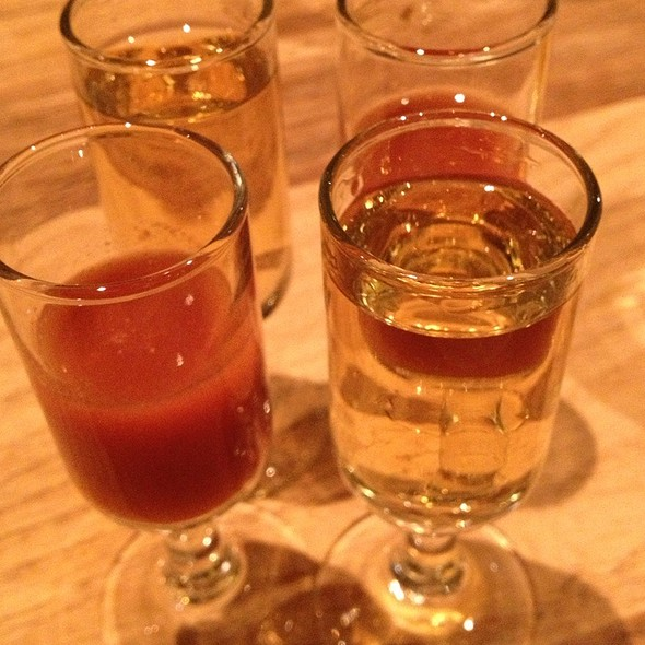 Tequila With Sangrita
