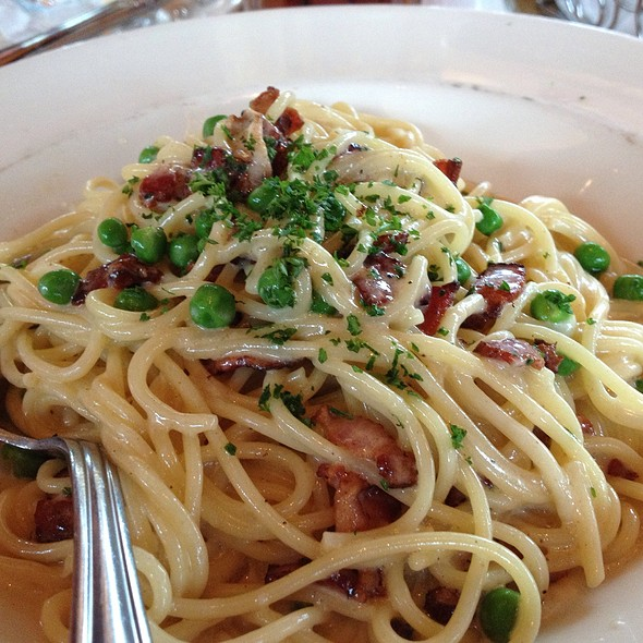 Pasta Carbonara @ The Cheesecake Factory