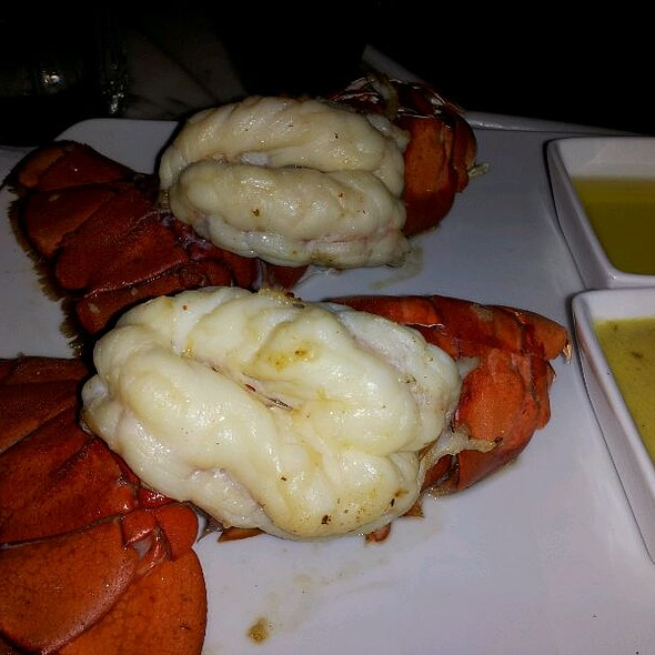 Twin Lobster Tails - Sea Watch Restaurant, Fort Lauderdale, FL