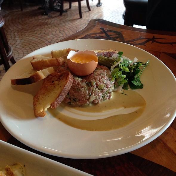 "Spicy Steak ""Cruda"" - Toulouse Petit Kitchen & Lounge, Seattle, WA"