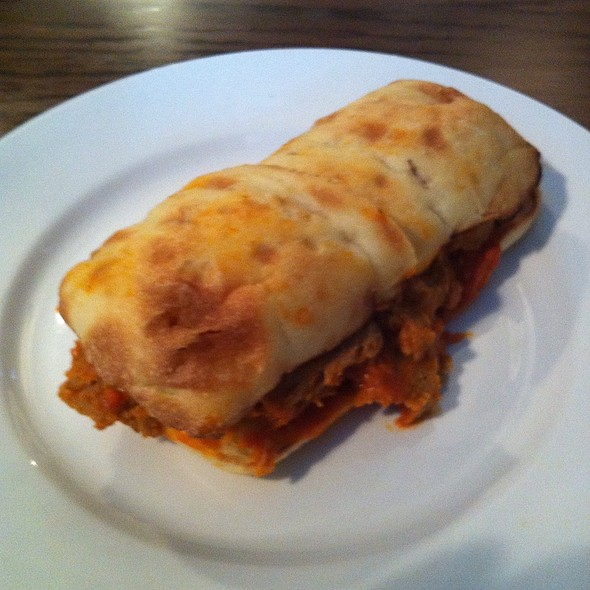 Meatball Panini