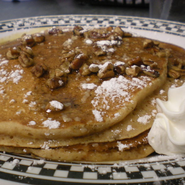 Sweet Potato Pancakes at Canopy Road Cafe & Canopy Road Cafe Menu - Tallahassee FL - Foodspotting