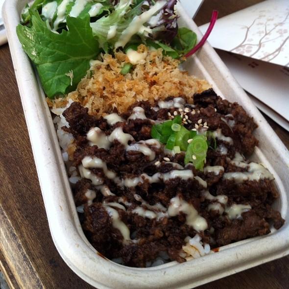 Crunchy Cow @ Gaijin Lunch Bar