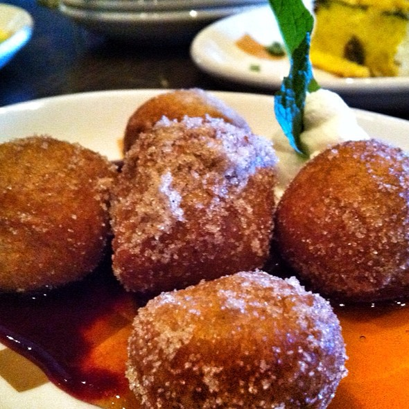 Churro Tots - Border Grill – Mandalay Bay, Las Vegas, NV