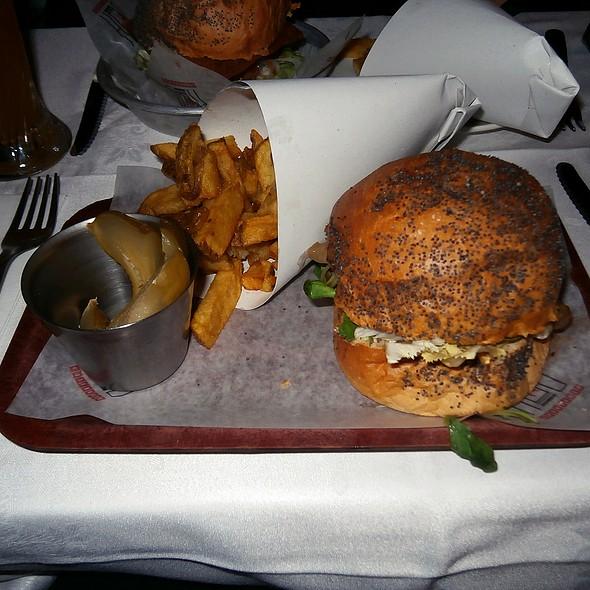Mexican Burger @ Cafeteria HD
