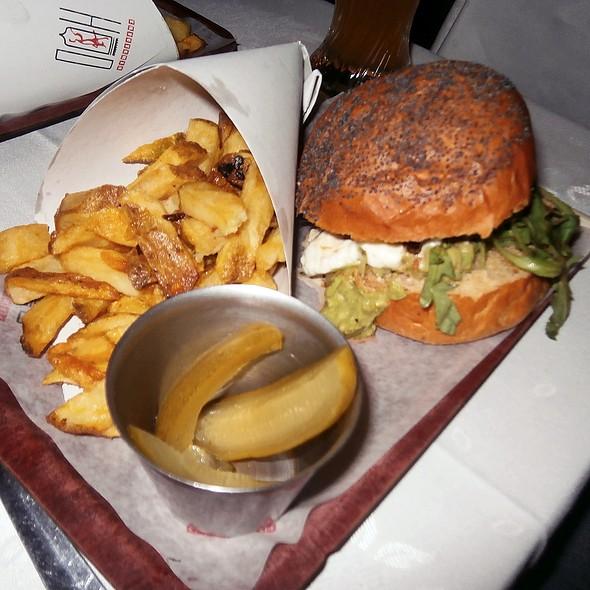 Italian Hamburger @ Cafeteria HD