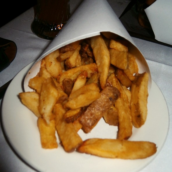 Fries @ Cafeteria HD