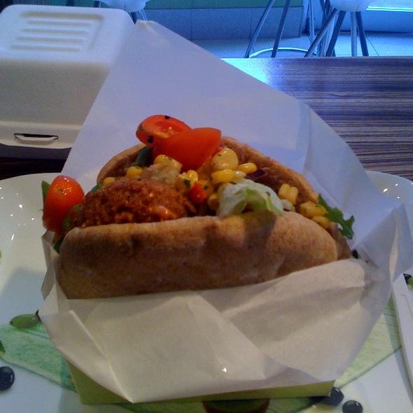 Falafel @ Crisp