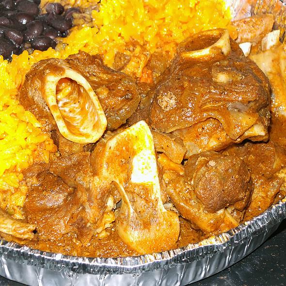 Goat Stew @ Sophie's Cuban Cuisine